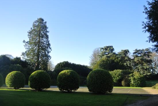 Tring, UK: Hotel grounds