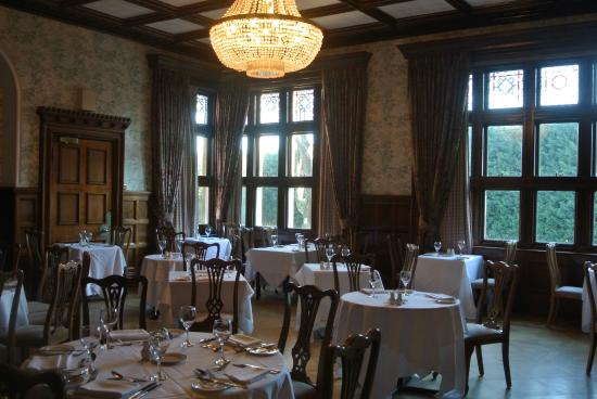 Tring, UK: Dining Room