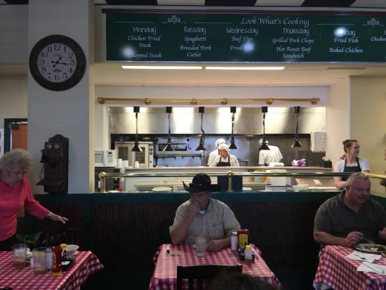 Abel's Diner Foto