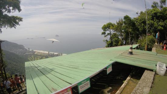 Easy Fly Rio: Flot udsigt inden start