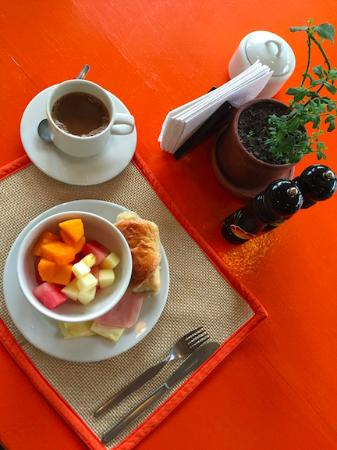 Inkallpa Valle Sagrado: Complimentary breakfast buffet was excellent.