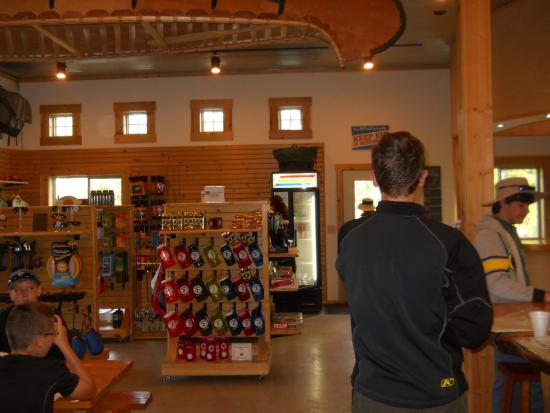 Ely, Minnesota: Inside the Boundary Waters Outfitters Lodge