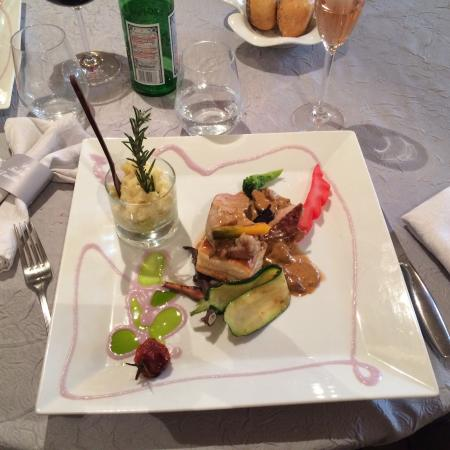 Un repas d licieux photo de la table d 39 emilie - Restaurant la table d emilie marseillan ...