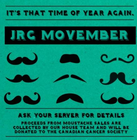 Surrey, Canada: We Moustache You, Are You Ready For Movember?