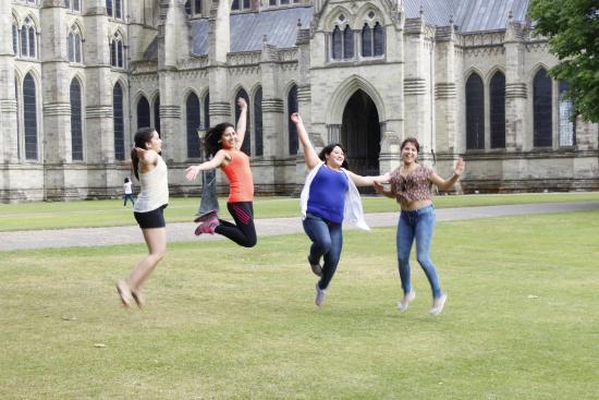 Salisbury, UK: Catedral