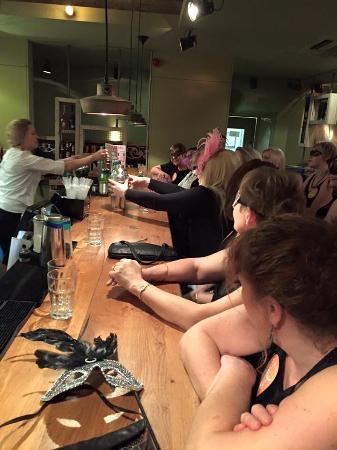 Revolution Cornerhouse: Hen party fun