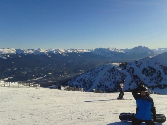 Marmot Basin Ski Area Foto