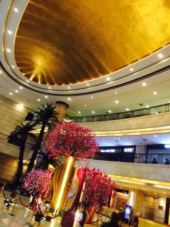 Jiangmen, Chine : ユッカ ホテル