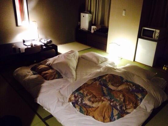 Nayoro, Japan: Japanese style room
