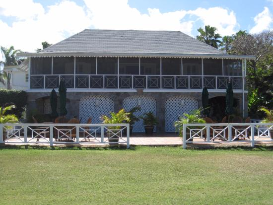 Nisbet Plantation Beach Club Resmi