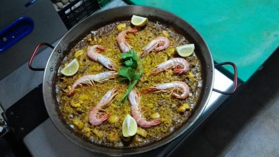 imagen Ta Casa restaurant en Vall de Gallinera