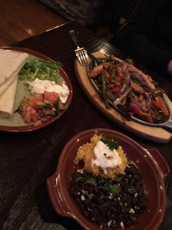 Windham, NY: Tacos & Chicken Fajitas