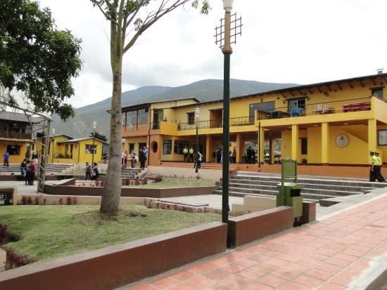 Plaza Equinoccial Photo