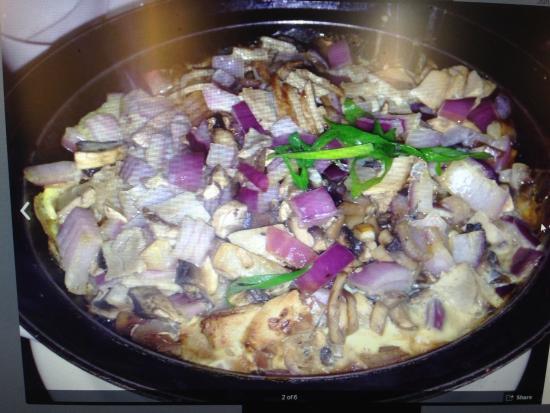 San Leandro, Californie : Hot pot dish