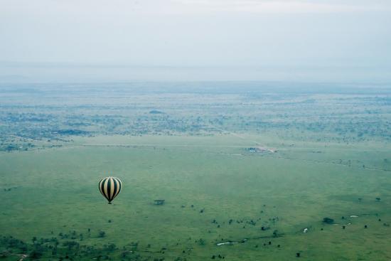 Foto de Safaris en globo sobre el Serengeti