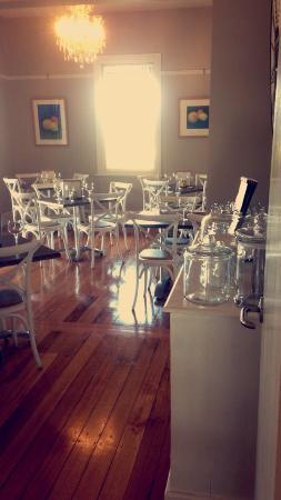 Legana, Australia: Our indoor Cafe