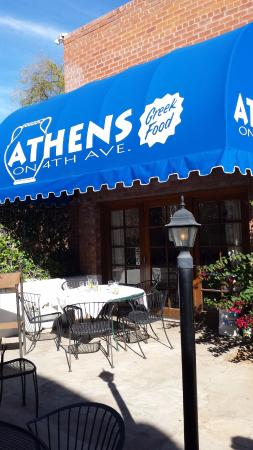 Athens On 4th Avenue Photo