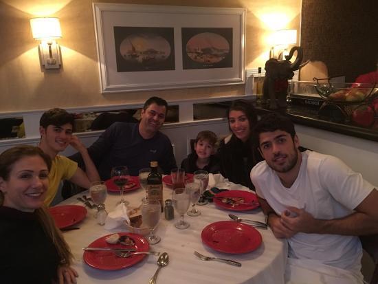 Howard Beach, NY: Restaurante nota 10, aprovado e recomendado Fomos bem atendidos e a comida maravilhosa!!!