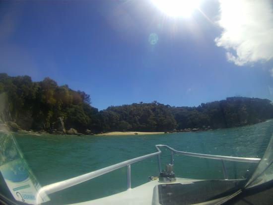 Sea Limousines: View from the boat