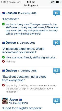 Young, Australia: Reviews 2