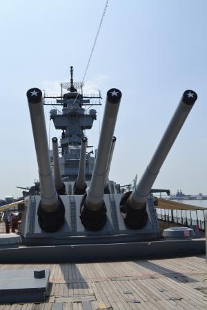 Camden, Nueva Jersey: Big guns