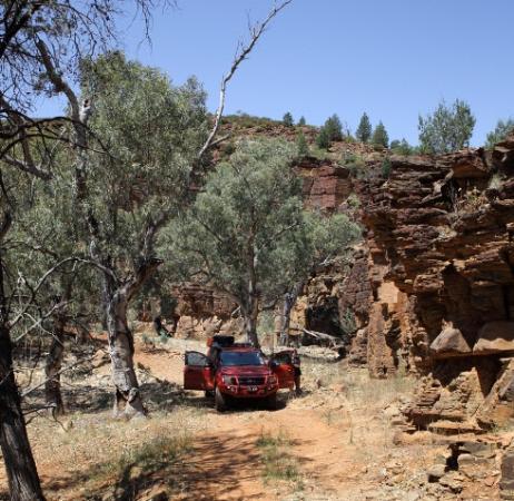 Flinders Ranges National Park Photo