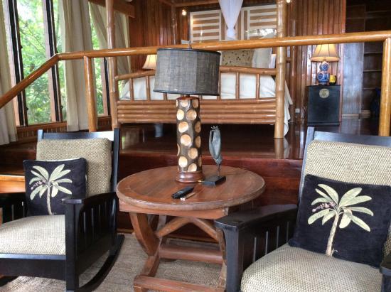 Namale the Fiji Islands Resort & Spa: Bula house is amazing