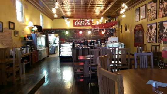 Quaint little restaurant!
