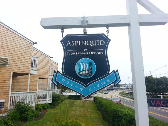 Aspinquid at Norseman Resort Bild