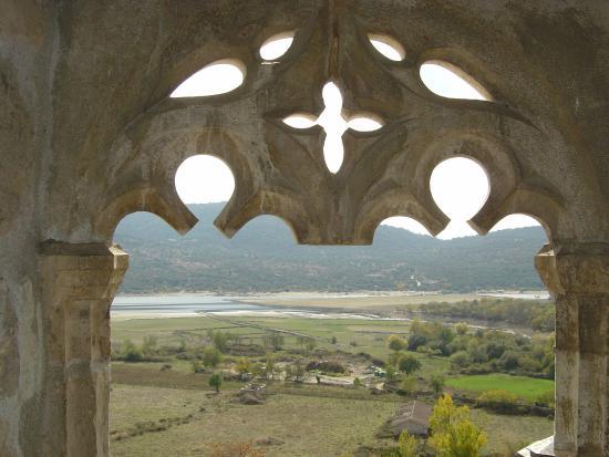Castillo de los Mendoza (Castillo nuevo de Manzanares El Real): paisaje