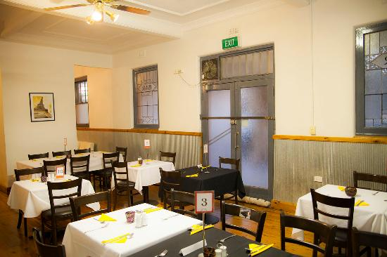 Kelly Bistro, Royal Mail Hotel