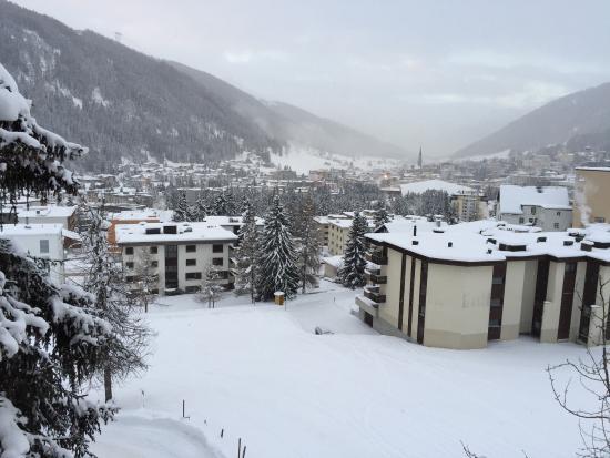 Hotel Zentrum Haus Davos