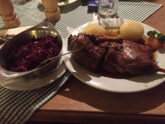Immenstadt im Allgau, Alemania: Lecker war's!