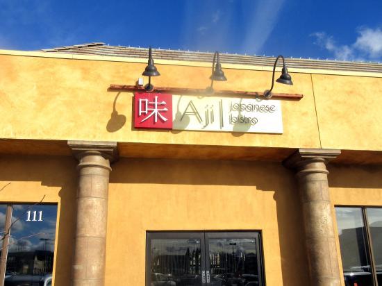 Aji Japanese Bistro, El Dorado Hills, Ca