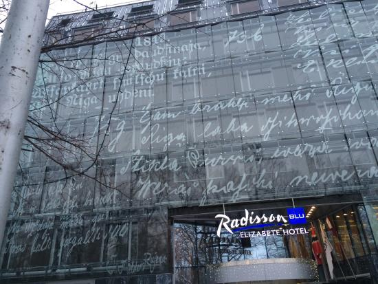 Radisson Blu Elizabete Hotel: Radisson Blu Elizabete Отель