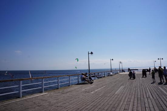 Jurata Pier