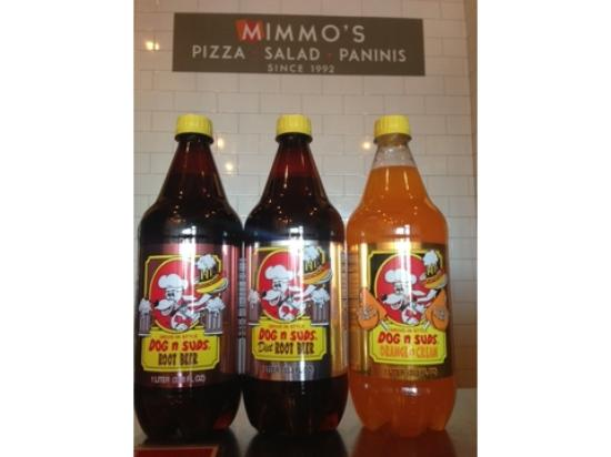 Elmhurst, IL: Mimmo's Pizza Root Beer