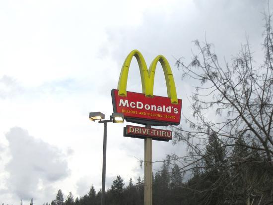 McDonald's, Placerville, CA
