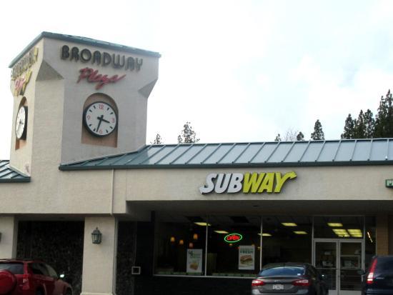 Subway, Placerville, Ca