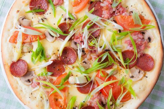 Die Pizzabackerei