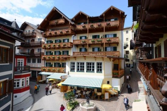 Hotel  Zimmerbrau: Hotelansicht