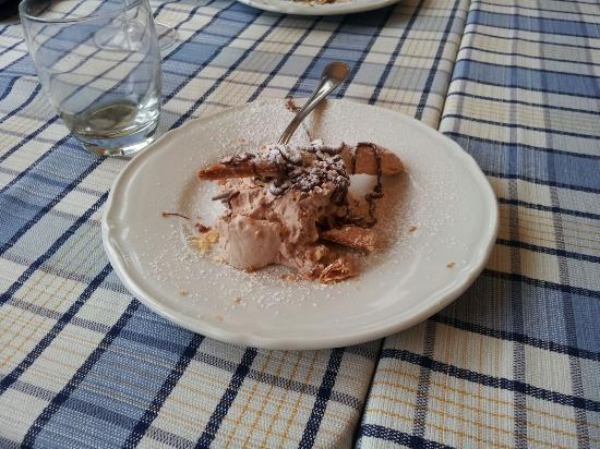 Mazzano Romano, Italia: dessert