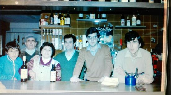 Sant Andreu de la Barca, Spanje: Familia Aragón al completo, 1982