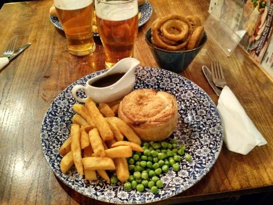 the great central jd wetherspoon manchester restaurant reviews rh tripadvisor com