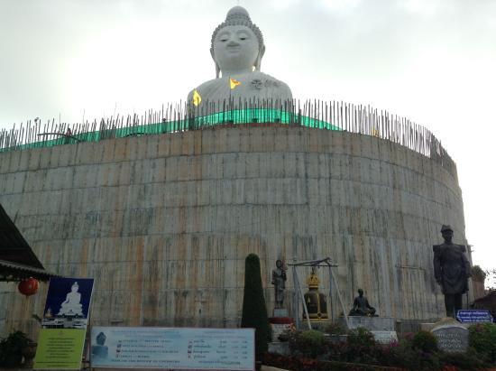 Chalong, Tailandia: можно внести денюжку на строительство