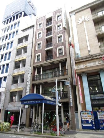 Foto de Nagoya Sakae Green Hotel