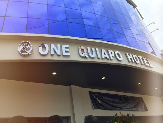 One Quiapo Hotel