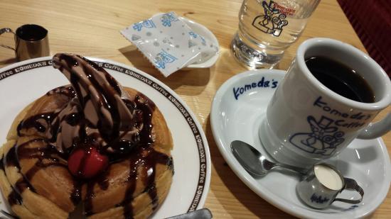 Komeda Coffee Kawahara-Cho Sanjo