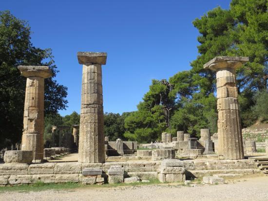 Foto de Olimpia (Archaia Olympia)