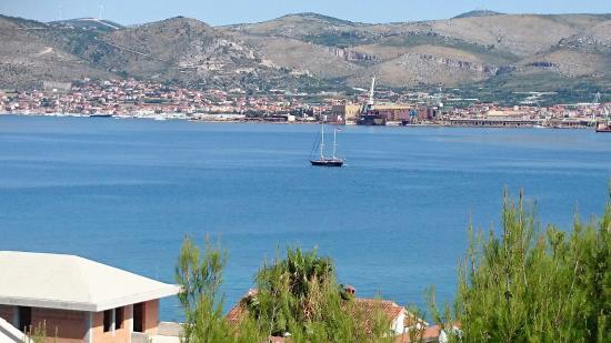 Ciovo Island, Kroatië: Trogir und Umgebung